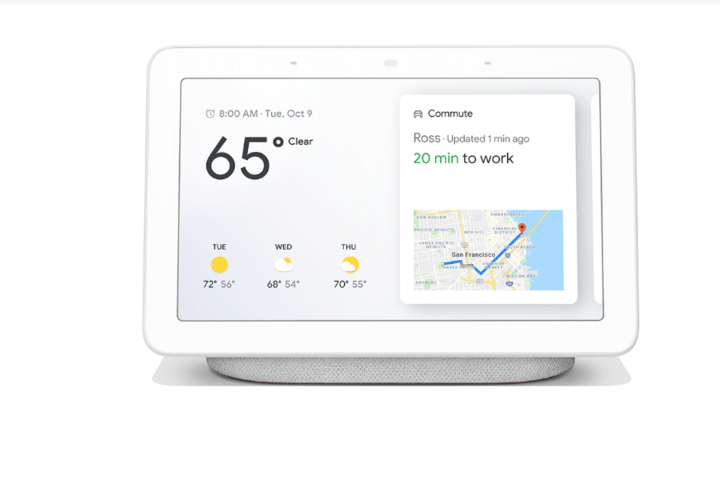 Google Nest Hub - The Ultimate Digital Photo Frame & Speaker
