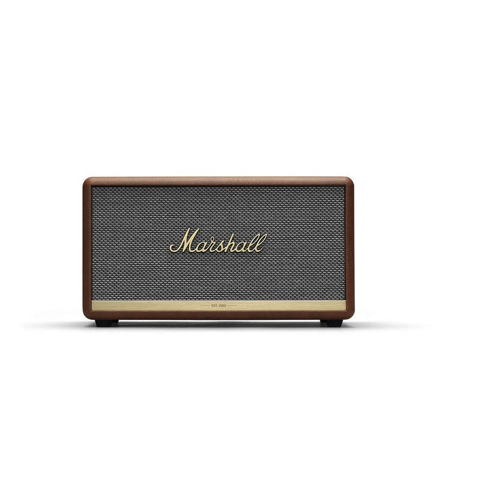 Marshall Stanmore II Wireless Bluetooth Speaker (Brown)