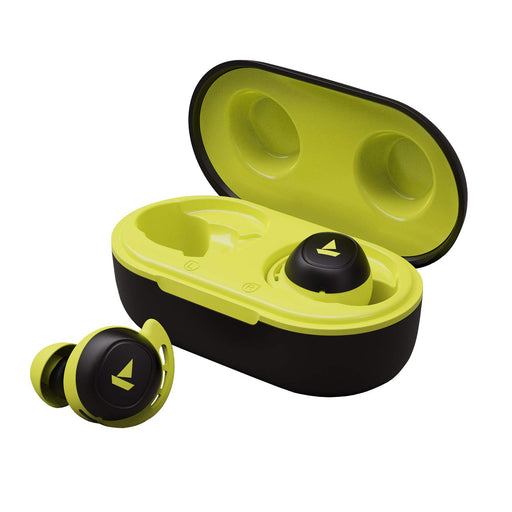 boAt Airdopes 441 TWS Ear-Buds with IWP Technology (Spirit Lime)