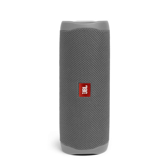 JBL Flip 5 20 W IPX7 Waterproof Bluetooth Speaker with PartyBoost (Without Mic, Grey)