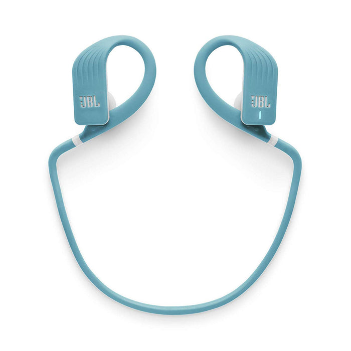 JBL Endurance Jump Waterproof Wireless Sport in-Ear Headphones with One-Touch Remote (Teal)