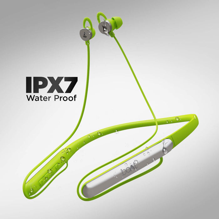 boAt Rockerz 295v2 Wireless Neckband with BT v5.0, IPX7 Water Resistance