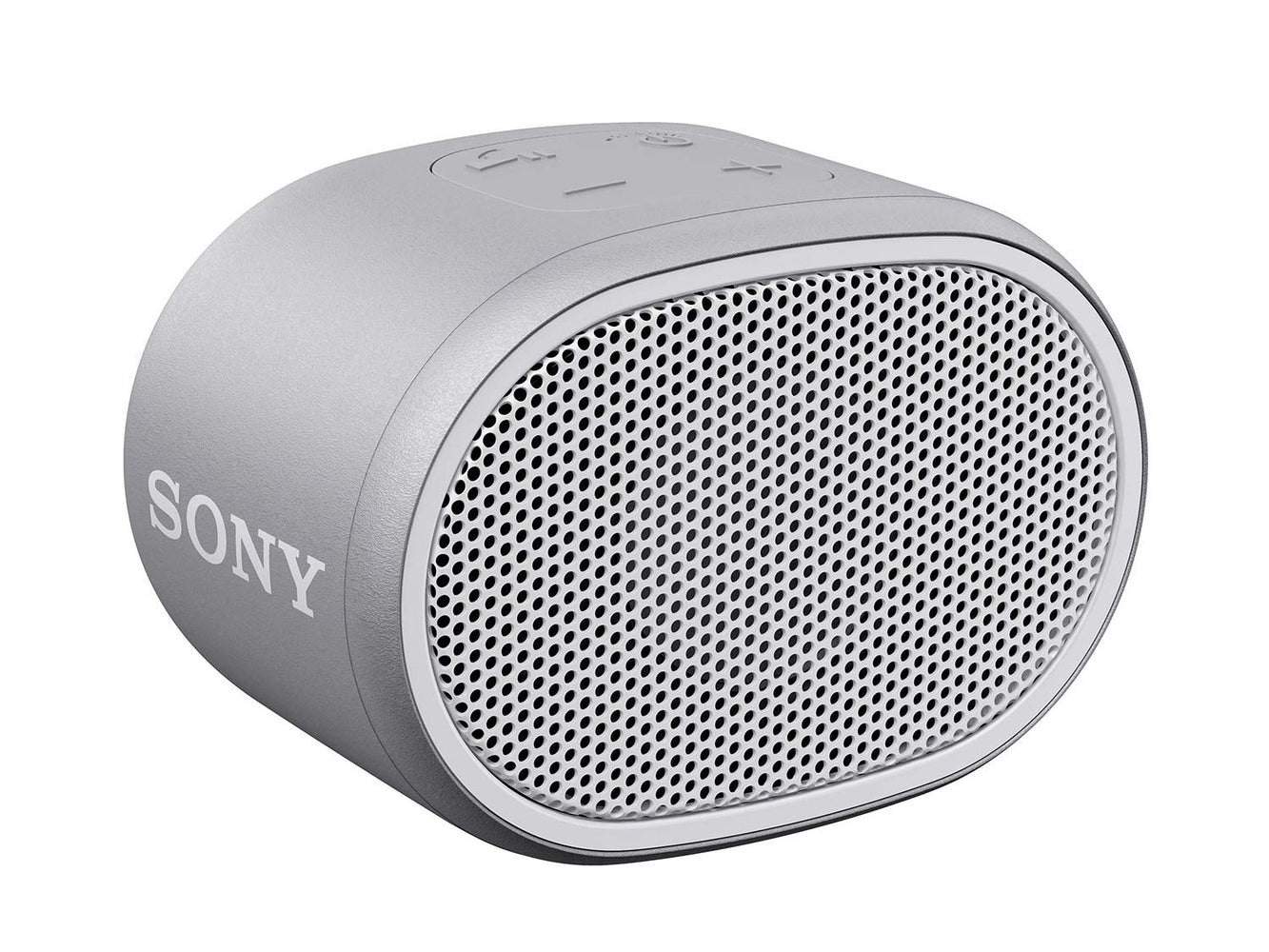 Sony SRS-XB01 Wireless Extra Bass Bluetooth Speaker with 6 Hours Battery Life (White)