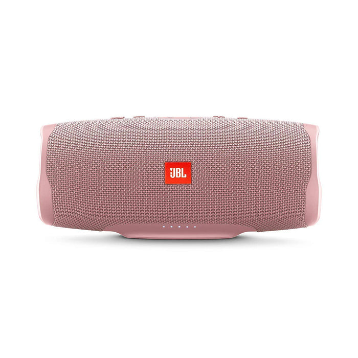JBL Charge 4 Powerful 30W IPX7 Waterproof Portable Bluetooth Speaker with 20 Hours Playtime & Built-in 7500 mAh Powerbank (Pink)