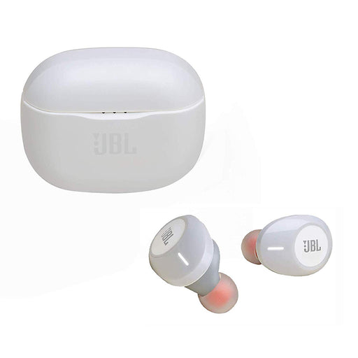 JBL Tune 120TWS Truly Wireless in-Ear Headphones (White)