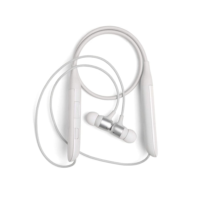 JBL LIVE220BT Wireless in-Ear Neckband Headphones (White)