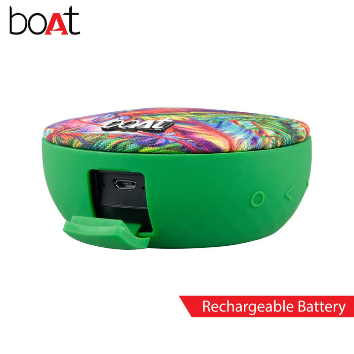 boAt Stone 260 Portable Bluetooth Speakers (Jungle Jam)
