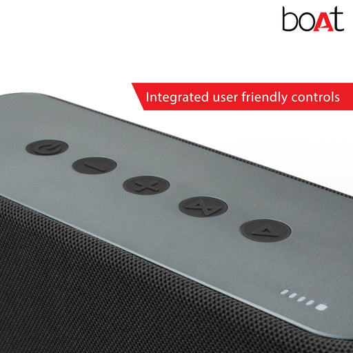 boAt Aavante 15 Wireless Bluetooth Home Audio Speaker (Black)