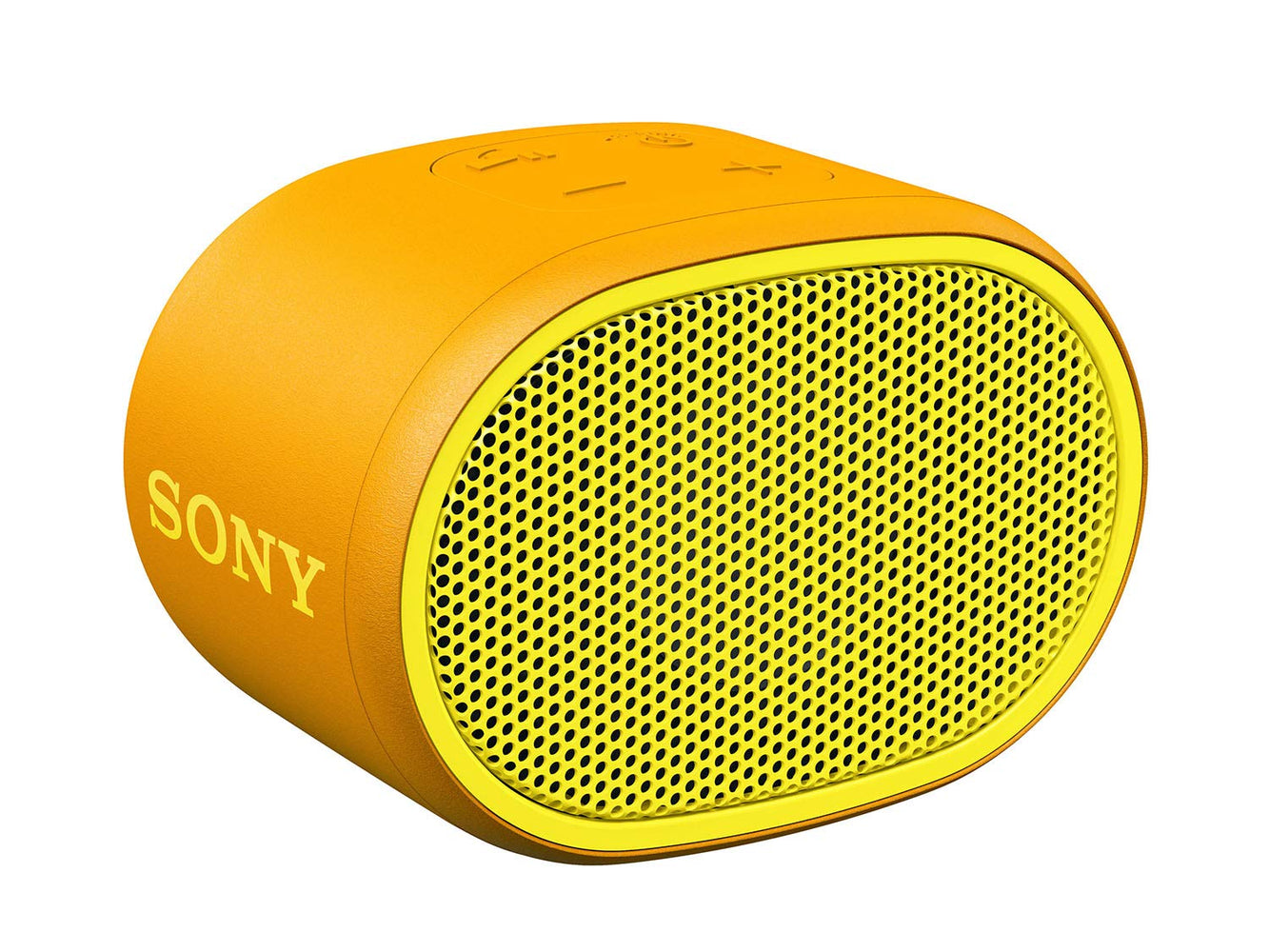 Sony SRS-XB01 Wireless Extra Bass Bluetooth Speaker with 6 Hours Battery Life (Yellow)