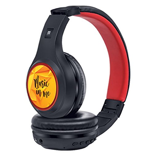 Iball Musi Papprazi over-The-Head Foldable Headset