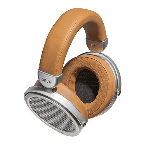HIFIMAN Deva (Wired Version) Over-Ear Full-Size Open-Brown/Beige