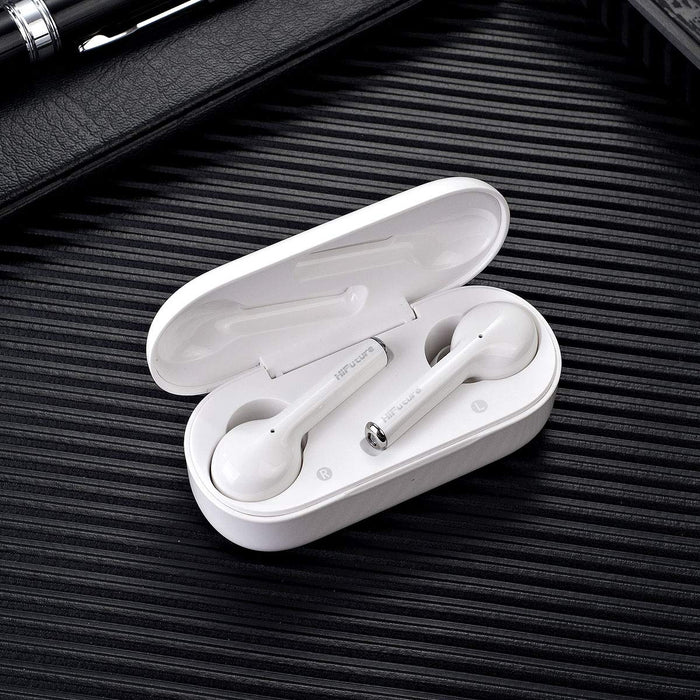 HiFuture FutureBuds-Most Advanced True Wireless Earbuds White