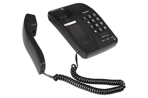 Beetel B15 Basic Corded Phone Black
