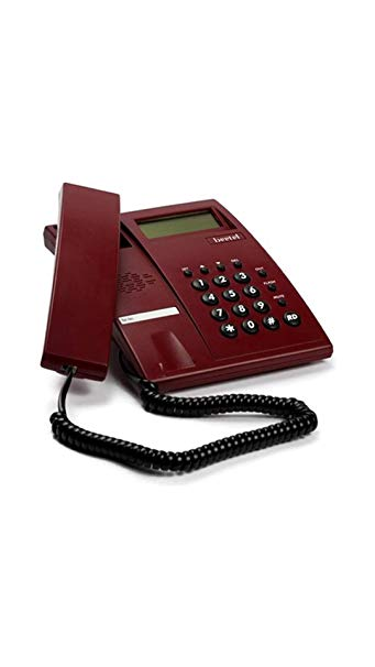 Beetel M51 Corded Phone Red