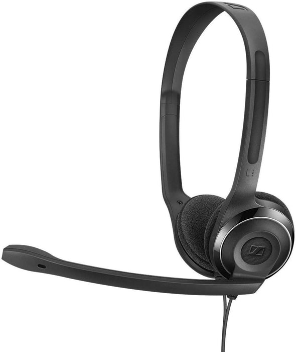 Sennheiser PC 8 Over-Ear USB Headphone with Mic (Black)