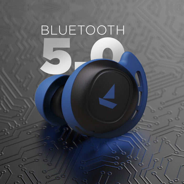 boAt Airdopes 441 TWS Ear-Buds with IWP Technology (BLUE)