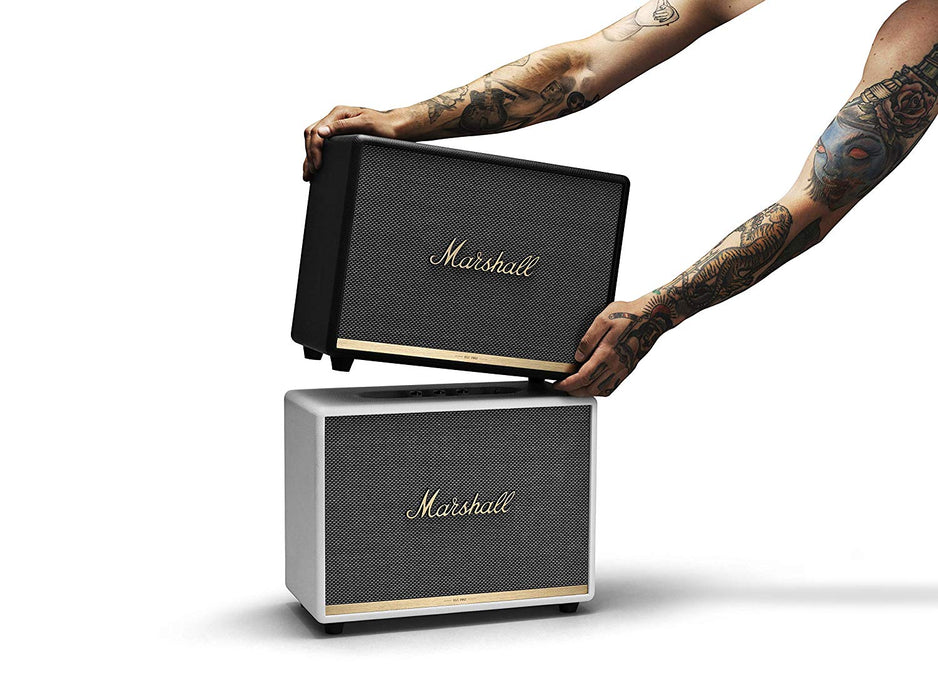 Marshall Woburn II Wireless Bluetooth Speaker (Black)