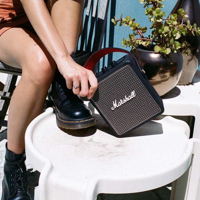 Marshall Stockwell II Portable Speaker Black