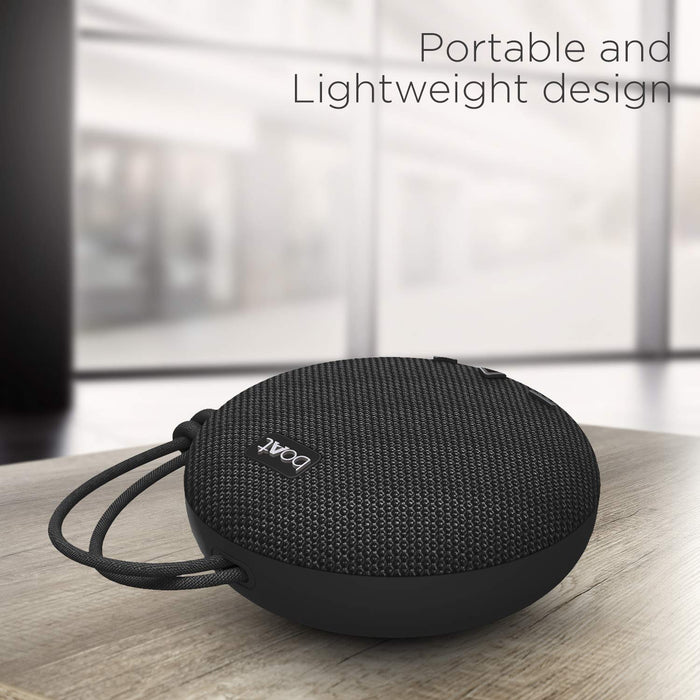 boAt Stone 190 Portable Wireless Speaker with 5W Premium Sound (Black)