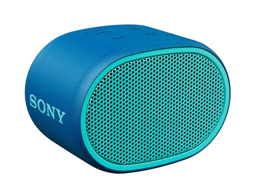 Sony SRS-XB01 Wireless Extra Bass Bluetooth Speaker with 6 Hours Battery Life (Blue)