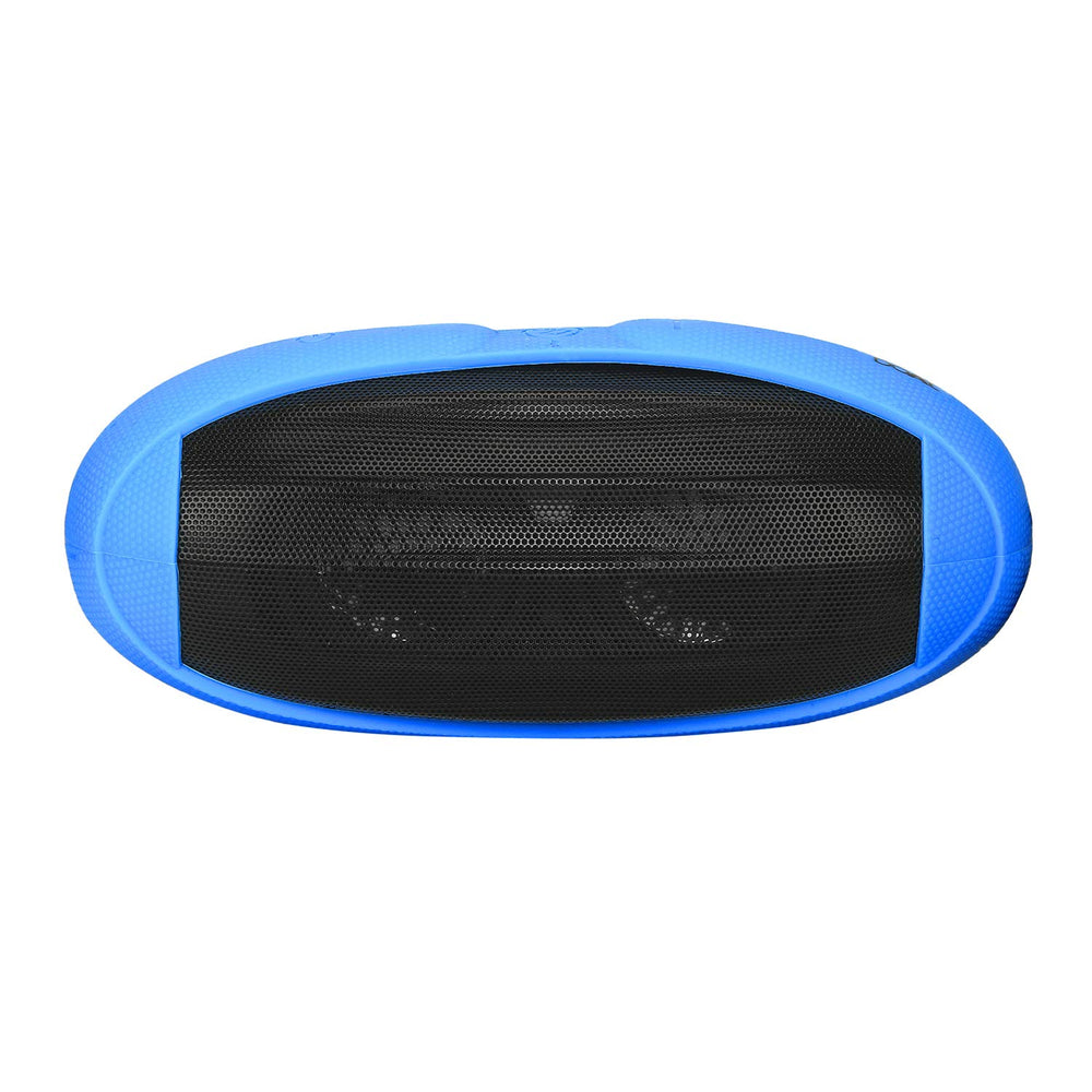 Boat Rugby Portable Bluetooth Speaker (Blue)