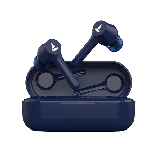 boAt Airdopes 281 Bluetooth Truly Wireless Earbuds with Mic(Furious Blue)