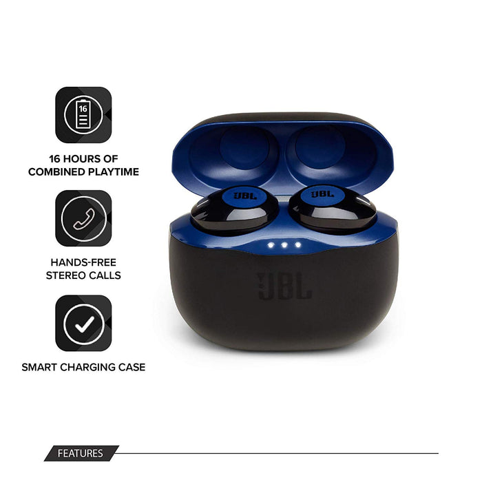 JBL Tune 120TWS Truly Wireless in-Ear Headphones