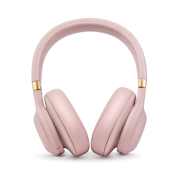 JBL E55BT Quincy's Signature Sound Wireless Over-Ear Headphones (Dusty Rose)
