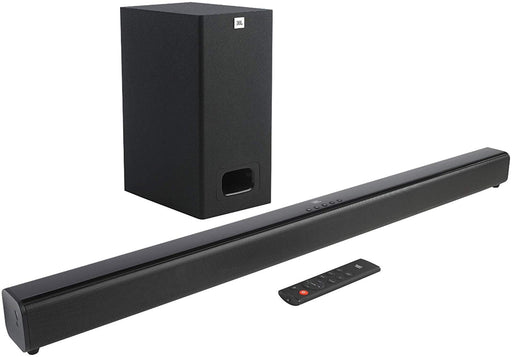 JBL Cinema SB160 2.1 Channel Soundbar with Wired Subwoofer