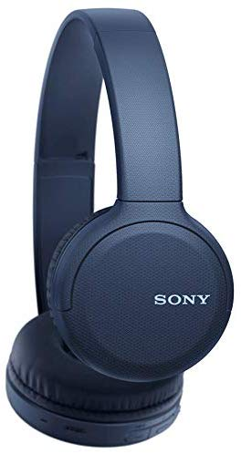 SONY WH-CH510 Wireless Headphone Blue