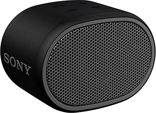 Sony SRS-XB01 Wireless Extra Bass Bluetooth Speaker with 6 Hours Battery Life, Splashproof Speaker with Mic