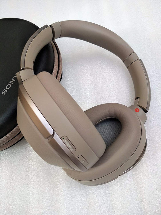 Sony WH-1000XM3 Wireless Industry Leading Noise Cancellation Headphones with Alexa