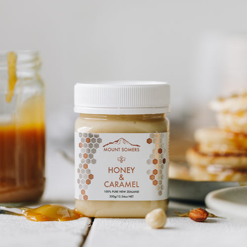 Mount Somers Honey & Caramel
