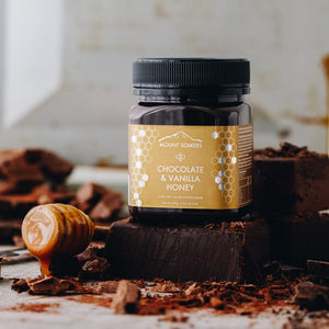 Mount Somers Chocolate & Vanilla Honey