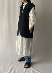 【No.5】Gather sleeve shirt one-piece/K211-67037