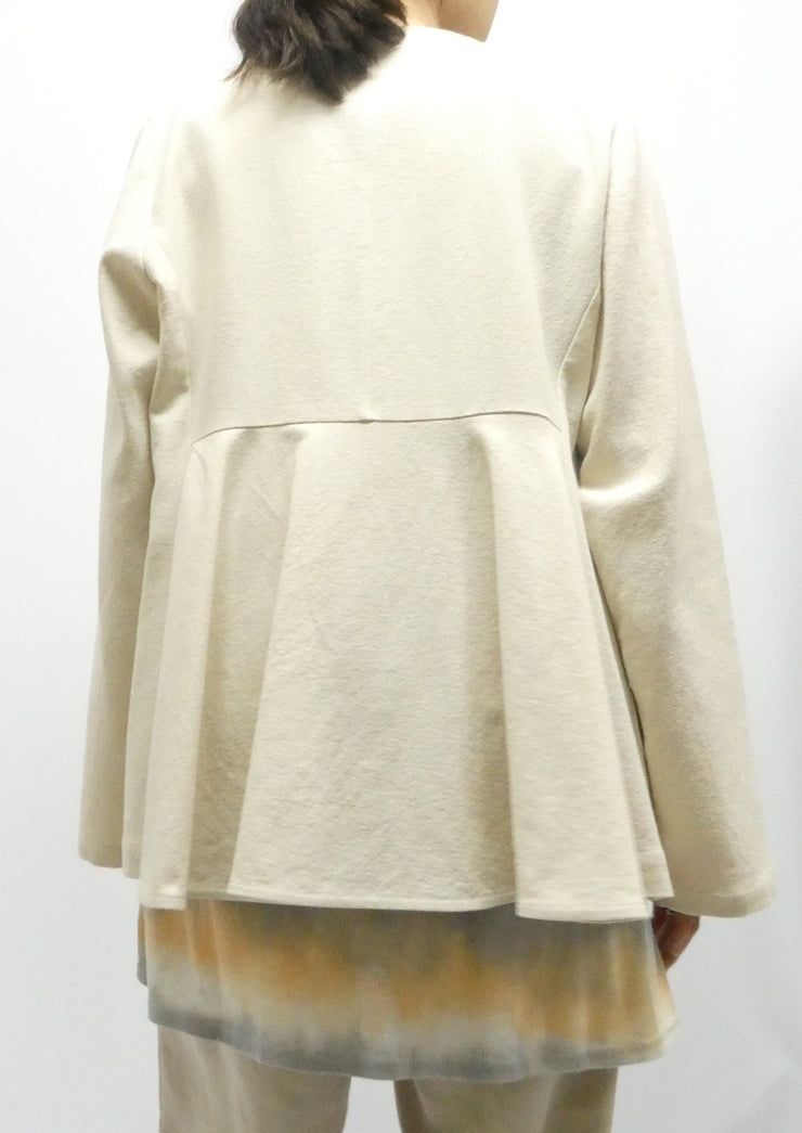 【No.4】Peplum jacket/K211-68022