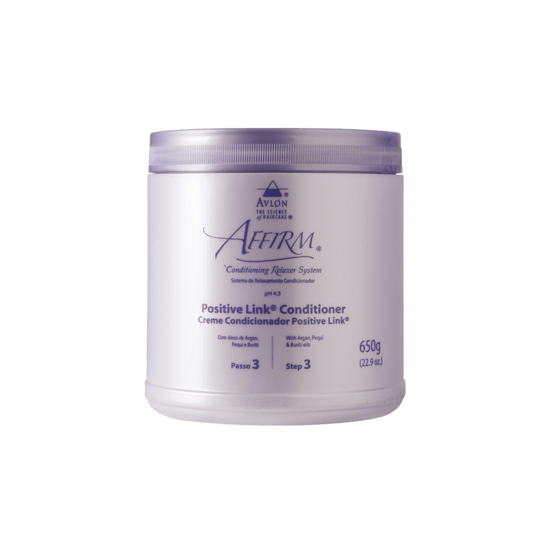 Affirm - Positive Link Conditioner 650g - avlondobrasil