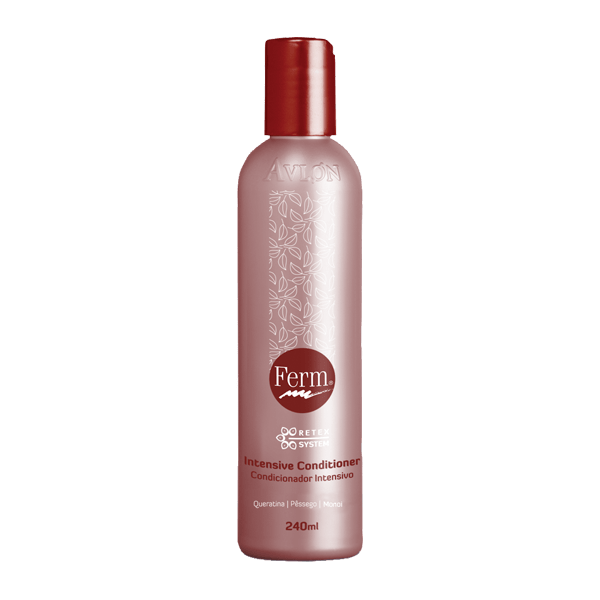Ferm Retex - Intensive Conditioner (Pós Escova) 240ml - avlondobrasil