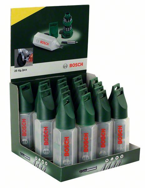 Bosch MKM-Promoline-25pcs Screw Driver Bit set (pencil)