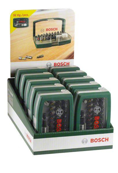 Bosch MKM-Promoline-32pcs Screw Driver Bit set