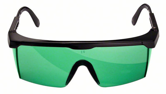 Bosch Professional Laser viewing glasses (green) | Laser Goggles