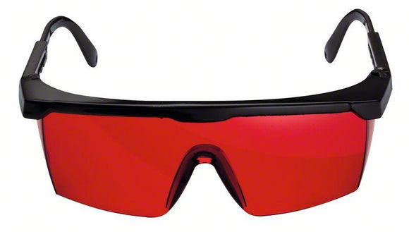 Bosch Professional Laser viewing glasses (red) | Laser Goggles