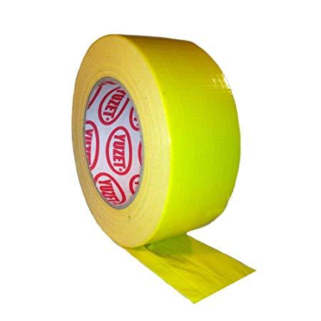 Duct tape 2x9m- yellow