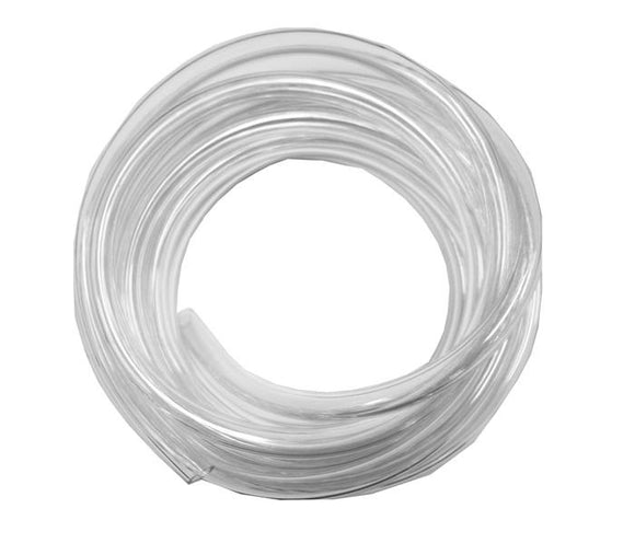 Clear tubing 10mm 50mts