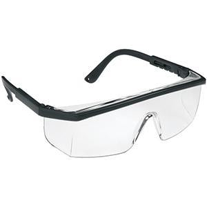 JSP M9100 wrap around safety glasses