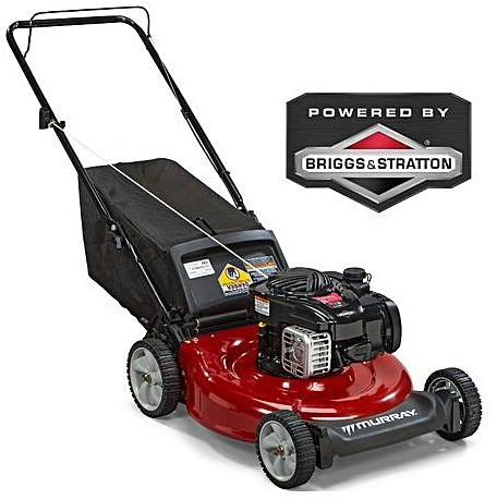 Briggs & Stratton 6 hp engine petrol mower