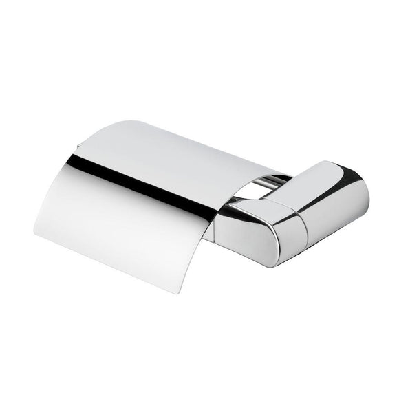 Tissue holder, chromed metal