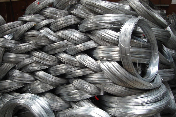 Galvanized Soft Wire - 25Kgs