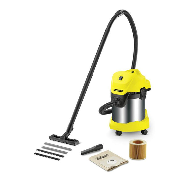 Karcher domestic wet & dry vacuum WD 3