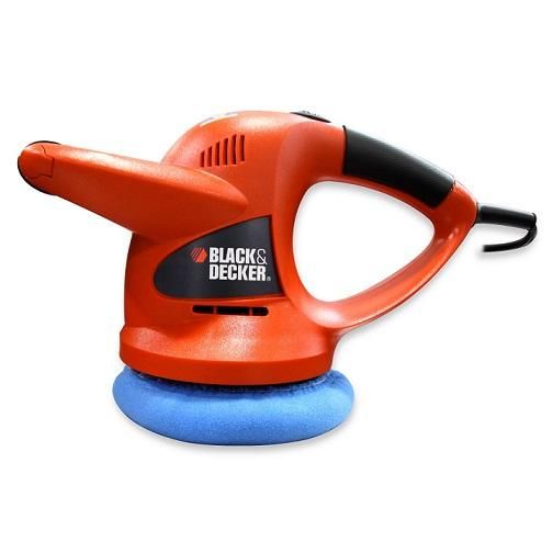 Black and Decker Car Polisher -  60W Single Speed 4400rpm